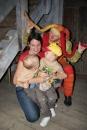 Fotka s Klingáčikom - Maťko K., Kubko, mama a ja