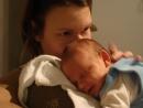 S krstnou mamou - ju už určite poznáte, je aj Kubkova krstná :)