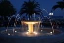 Tučepská fontánka v prístave