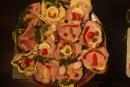 Veselé chlebíčky - pomáhali sme mamine urobiť takéto chlebíčky na detskú oslavu